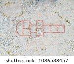 Aerial View Of Hopscotch Made...