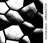 black and white grunge stripe... | Shutterstock . vector #1086563714