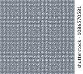 flecked checked pattern. blue... | Shutterstock .eps vector #1086570581