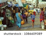 trichy  india   july 15th  2017 ... | Shutterstock . vector #1086609389