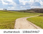 Idyllic And Rural Panoramic...