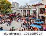 boston  massachusetts  usa  ... | Shutterstock . vector #1086689324