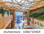 guangzhou  china   may 2... | Shutterstock . vector #1086710465