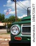 Truck Headlight And American...