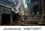 Ta Prohm Temple In Cambodia ...