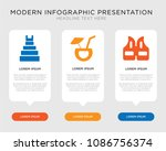business infographic template... | Shutterstock .eps vector #1086756374