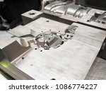 high precision mold and die... | Shutterstock . vector #1086774227