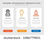 business infographic template... | Shutterstock .eps vector #1086779831