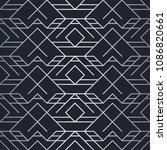 silver texture. seamless... | Shutterstock .eps vector #1086820661