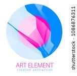 perfect art and design element...   Shutterstock .eps vector #1086876311