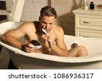 hygiene  health  grooming.... | Shutterstock . vector #1086936317