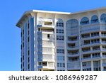 hurricane shutters come in all... | Shutterstock . vector #1086969287
