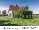 Side Of A Dutch House