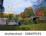 New York City Central Park...