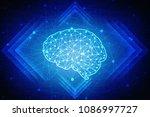 2d illustration concept of... | Shutterstock . vector #1086997727