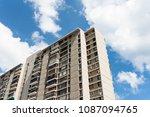 san juan  puerto rico   march... | Shutterstock . vector #1087094765