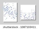 light bluevector template for...