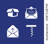 filled open icon set such as... | Shutterstock .eps vector #1087128749