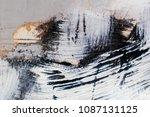 abstract grunge background | Shutterstock . vector #1087131125