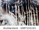 abstract grunge background | Shutterstock . vector #1087131131