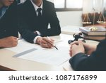 law  advice and legal services... | Shutterstock . vector #1087176899