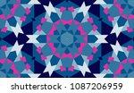 seamless geometrical pattern ...   Shutterstock .eps vector #1087206959