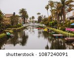 View On The Venice Canals In...
