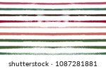 sailor stripes seamless vector... | Shutterstock .eps vector #1087281881