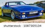 Blue Vintage Tvr 350i Sports...