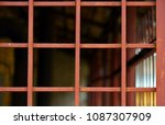 metal rusty.  focused metal... | Shutterstock . vector #1087307909