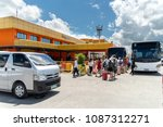 apr 23 2018 bohol island ...   Shutterstock . vector #1087312271