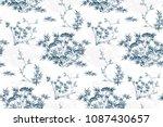 japanese chinese design sketch... | Shutterstock .eps vector #1087430657
