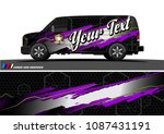 car graphic vector. abstract...   Shutterstock .eps vector #1087431191