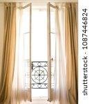 Beautiful Parisian Window With...