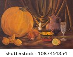 Autumn Dark Thanksgiving...