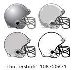 football helmets is an...
