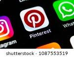 sankt petersburg  russia  may... | Shutterstock . vector #1087553519