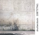 Concrete Aged Wall Background ...