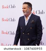 Small photo of LOS ANGELES, May 6th, 2018: Actor Andy Garcia at the premiere of the movie Book Club, held at the Westwood Village Theatre in Westwood, Los Angeles, California on Sunday May 6th, 2018.
