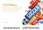 football background place for... | Shutterstock .eps vector #1087834181