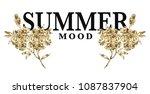 shiny slogan graphic | Shutterstock . vector #1087837904