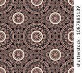 abstract seamless backdrop....   Shutterstock .eps vector #1087885139