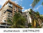 san juan  puerto rico   march... | Shutterstock . vector #1087996295