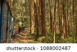 nilgiri mountain railway ooty... | Shutterstock . vector #1088002487