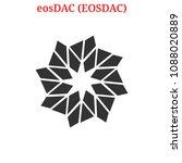 vector eosdac  eosdac  digital... | Shutterstock .eps vector #1088020889
