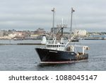new bedford  massachusetts  usa ... | Shutterstock . vector #1088045147