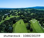 aerial photograph of blue sky... | Shutterstock . vector #1088230259