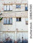 old pictorial house in australia   Shutterstock . vector #108824585