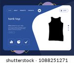 quality one page tank top...
