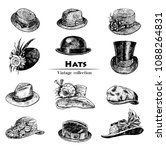 Hats Collection  With Fedora ...